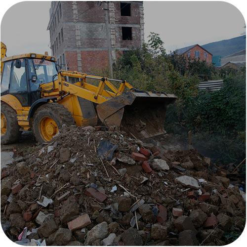 утилизация строительного мусора питер