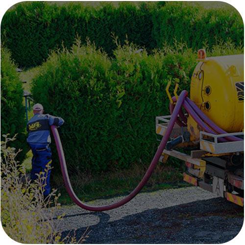 откачка выгребных ям и канализации